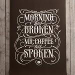 Morning Has Broken