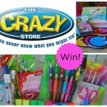 Winners of The Crazy Store Vouchers