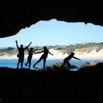Grootbos Exploring Klipgat Caves