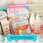 Win a Mom and Baby Hamper