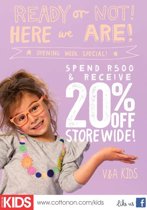 Clothing for Kids Whether your little one prefers your dressing style for them or they're whipping out their own favourite pieces, be sure to keep their fashion sense strong and alive by getting some trendy styles from our Kid's & Baby Clothing range.