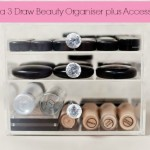 Win a 3 Drawer Organiser from The Beauty Box