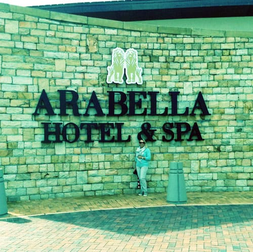 Arabella Hotel & Spa feature by Fiona Rossiter