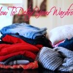 Top Tips on How To Detox Your Wardrobe