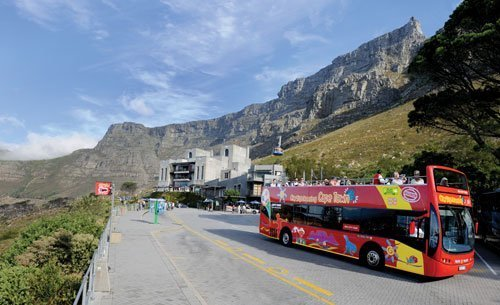 Sightseeing-Tour-Bus Cape Town
