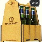 Win a Beer Crate from Mancraft for Father's Day