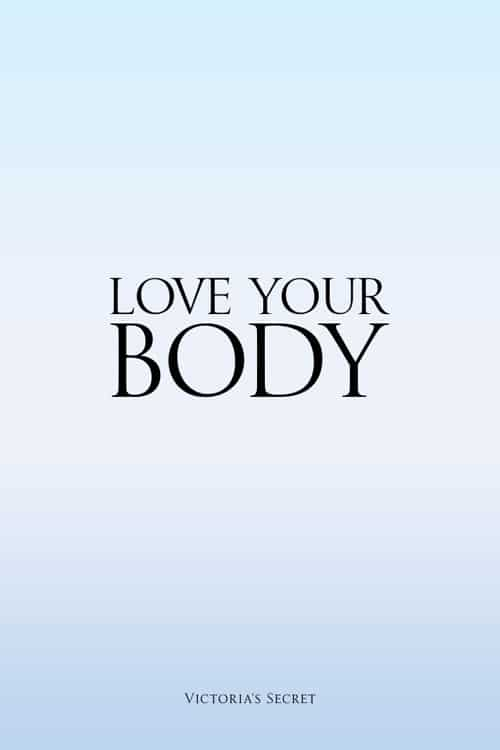 My 100 Healthy Days love Your Body