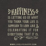 Inspiration ~ Happiness