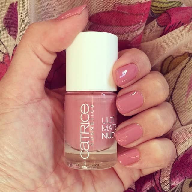 Nail Polish Colours Catrice Ultimate Nudes 2014