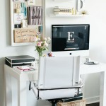Home Office Inspiration {Decor}