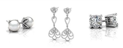 WHY Jewellery Earrings