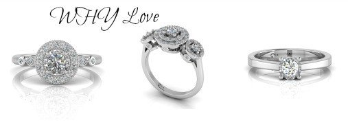 Why Jewellery - Why Love