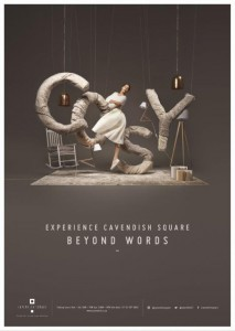 Cavendish Square Beyond Words