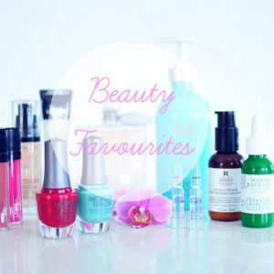 Top Beauty Favourites and Hot New Products