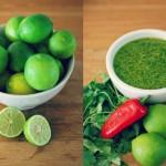 Coriander Pesto with Chilli & Lime