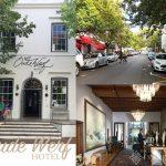 Oude Werf Hotel Stellenbosch