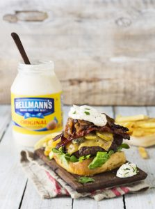 Hellmann's Burger Recipe