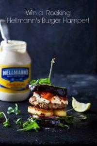 Hellmann's Burger Hamper