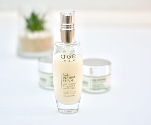 Aloe Unique Age Defying Skin Care