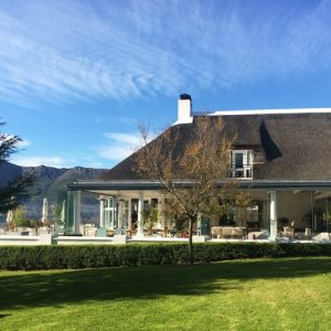 Why Franschhoek is a Top Winter Destination