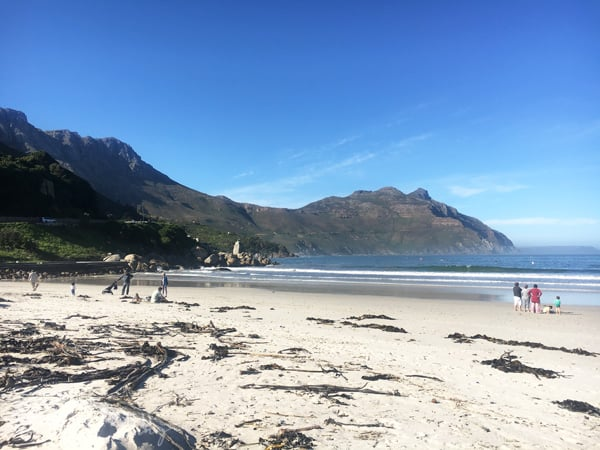 Harbour's End Hout Bay Beach