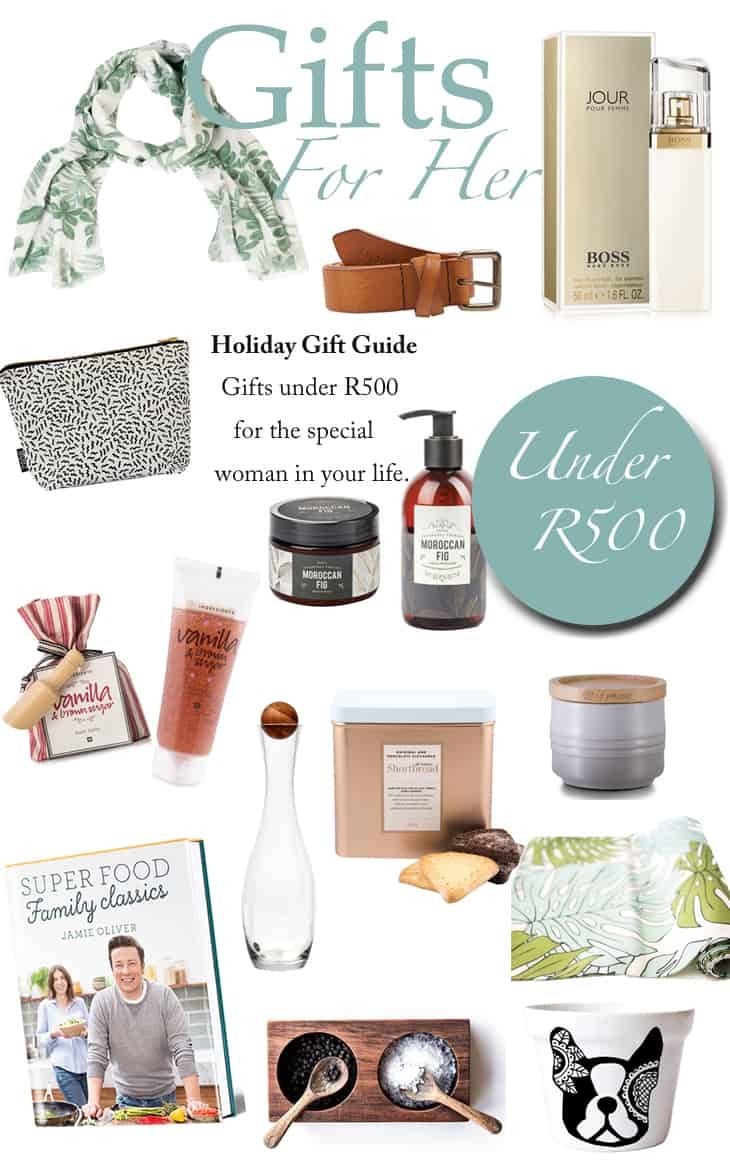 Top Online Gift Guide For Her 2017 | Inspired Living SA