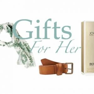 Top Online Gift Guide For Her 2017