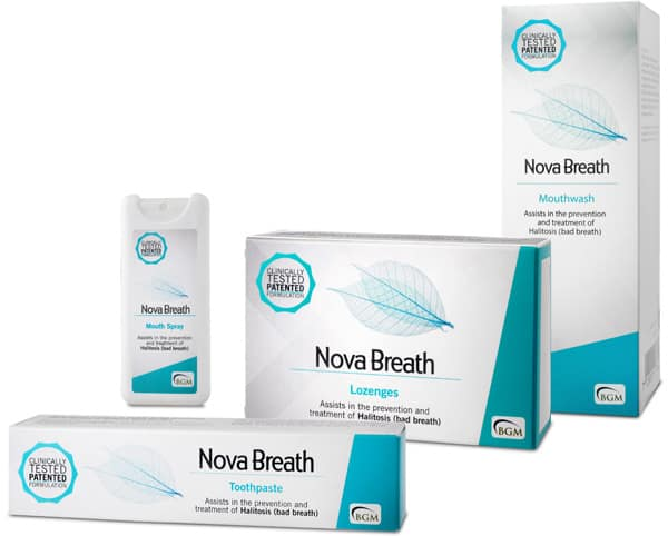 Nova Breath Beat Bad Breath