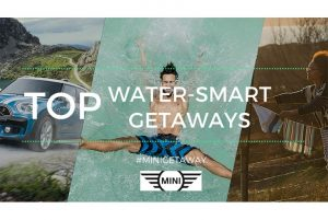 #MINIGetaway Water-Smart Getaways