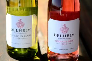 Delheim Vegan-friendly wine