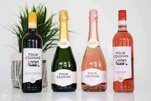 Four Cousins Wine