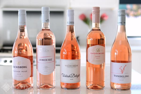 South African Rosé Wines