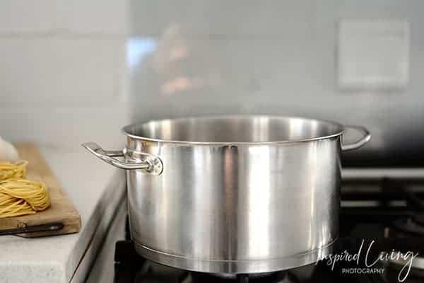 Pot and noodles