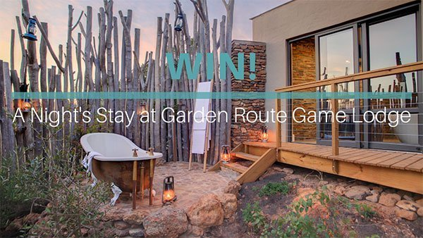 Win a Stay at Garden Route Game Lodge
